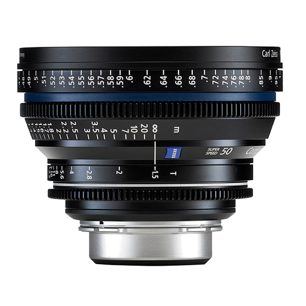 Объектив Carl Zeiss CP.2 50mm/t.1.5 Super speed