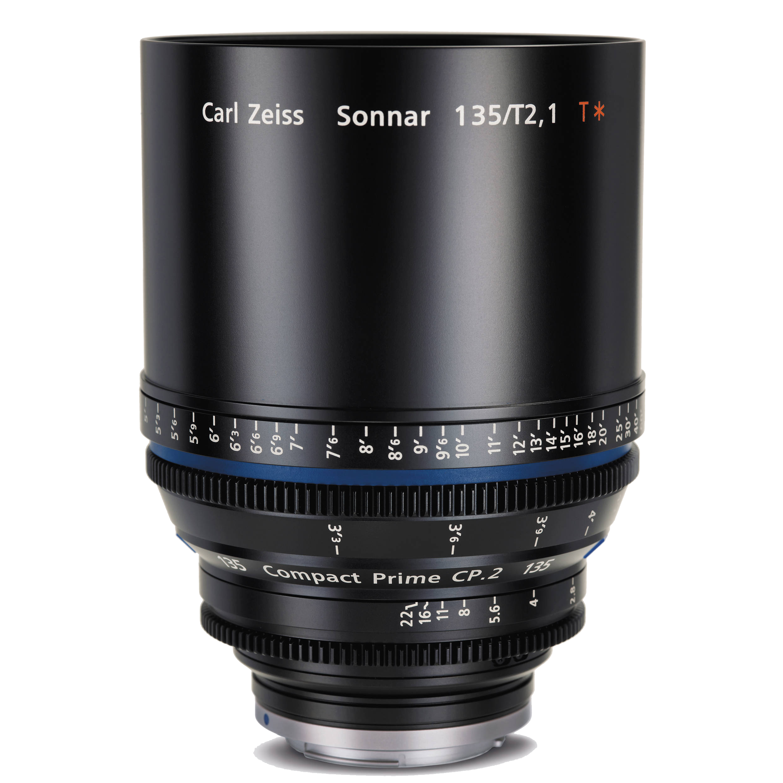 Объектив Carl Zeiss CP.2 135mm/t.2.1